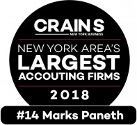 Crains Ranking Logo