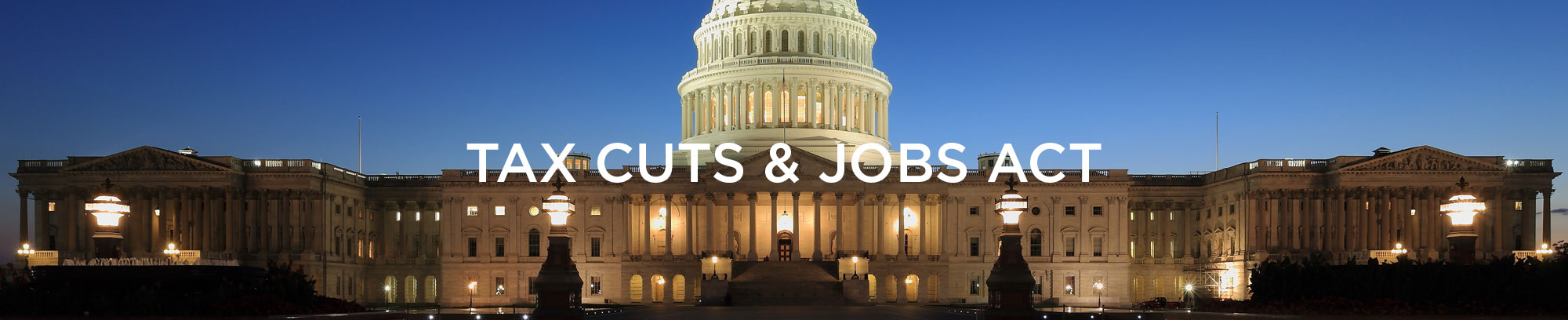 Marks Paneth Tax Cuts and Jobs Act