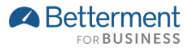 Betterment for Business