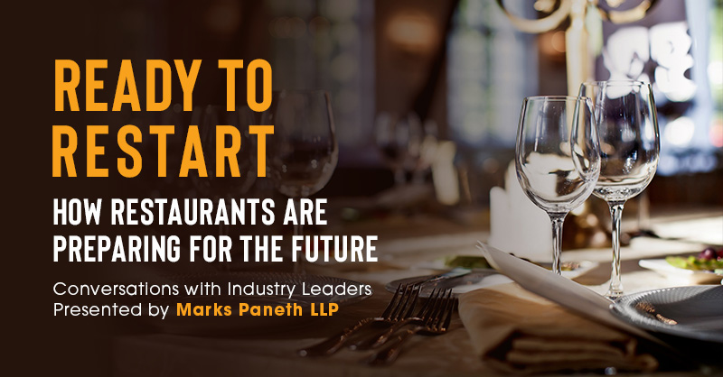 Ready to Restart: How Restaurants Are Preparing for the Future