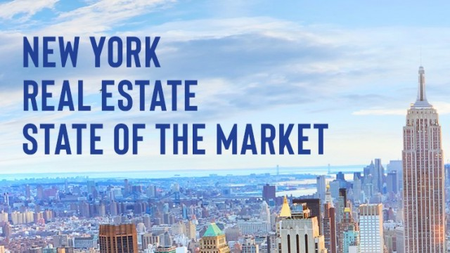 Image: New York Real Estate State of the Market Virtual Seminar