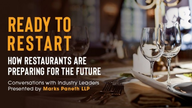 Image: Ready to Restart: How Restaurants Are Preparing for the Future