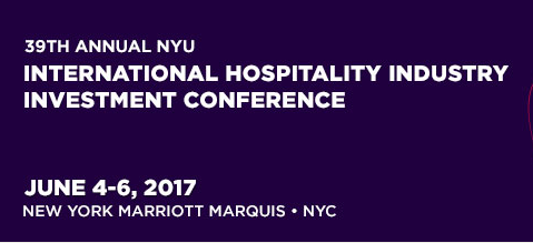 Image: 39th Annual NYU International Hospitality Industry Investment Conference