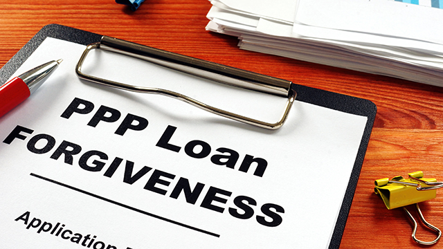 Federal and State Tax Consequences of PPP Loan Forgiveness