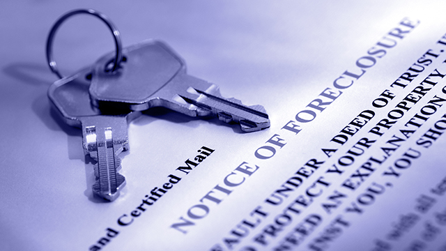 What Are the Tax Implications of a Typical Foreclosure Action?